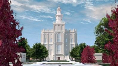 Saint George Utah Temple