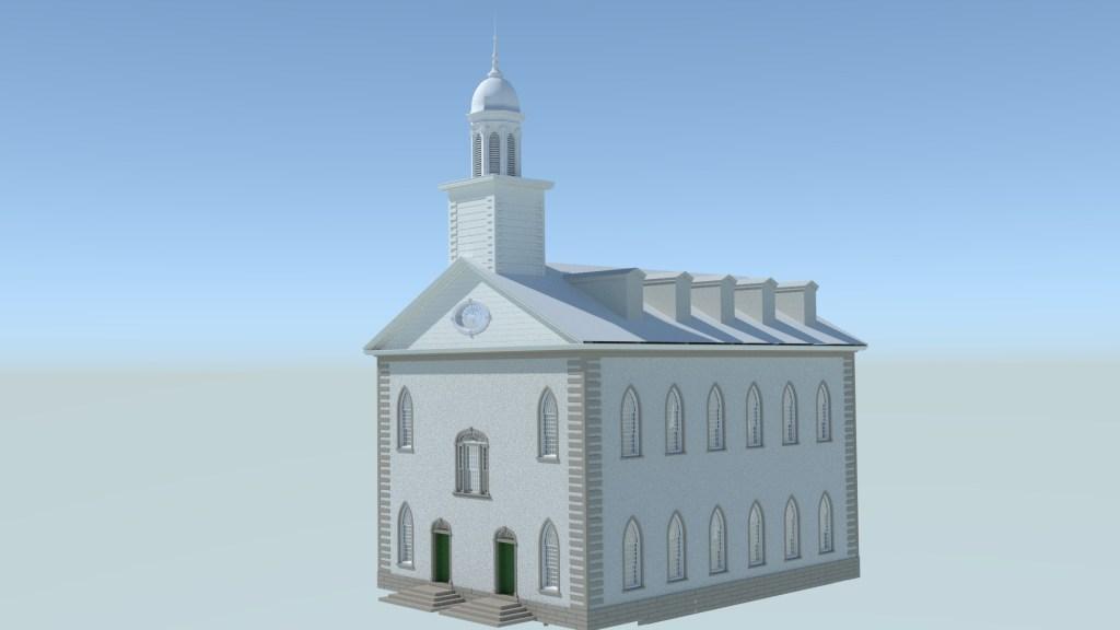Kirtland Ohio Temple