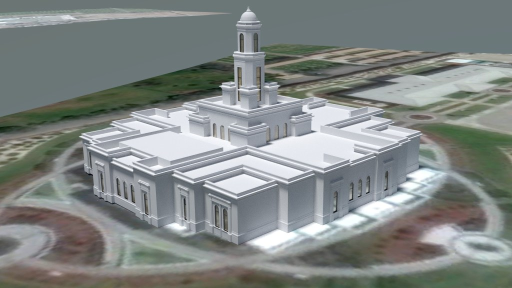 Trujillo Peru Temple