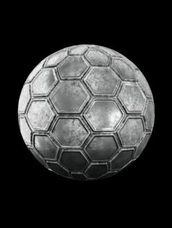 metal panel scifi sci-fi