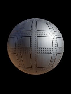 metal plate scifi sci-fi