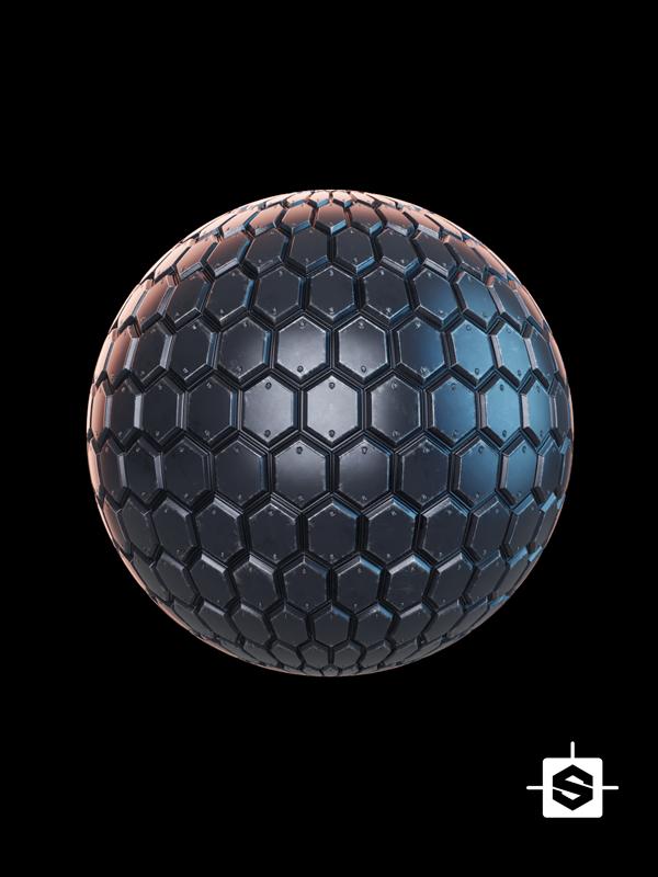 free seamless pbr metal texture