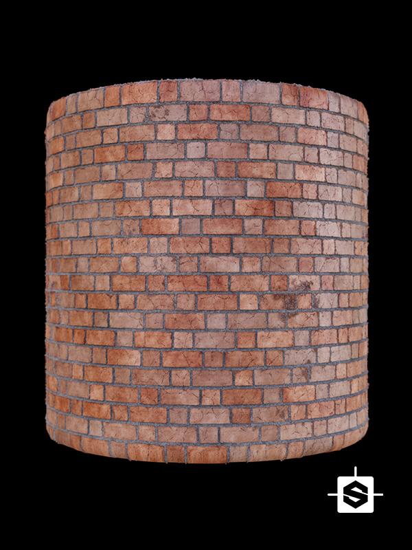 brick wall terracotta