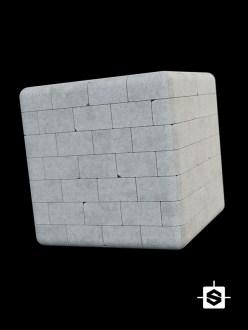 concrete blocks cinder wall cement