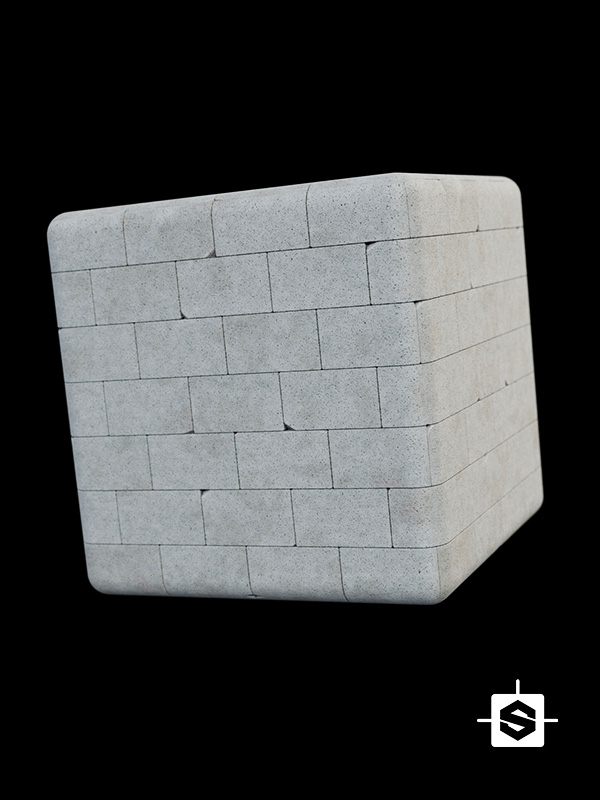 concrete blocks cinder wall cement