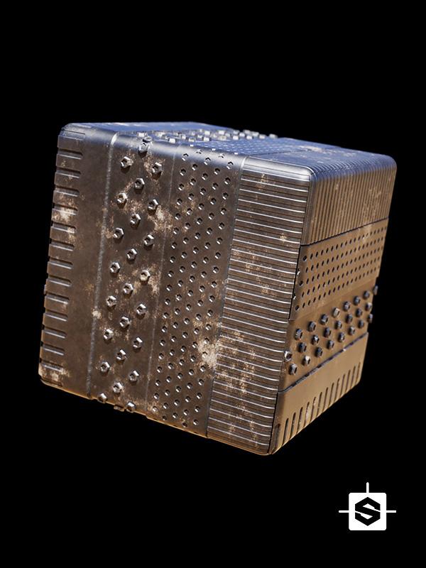 metal trimsheet