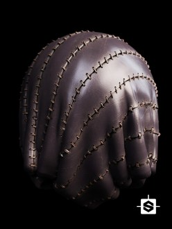 leather armor cloth textile knight medieval