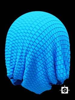 fabric padded synthetic
