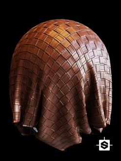 leather weave fabric textile cloth clothes furniture