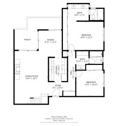 listed by redfin 1963 rock st unit 26 mountain view schematic floor plan floor 1 [ 2896 x 2048 Pixel ]