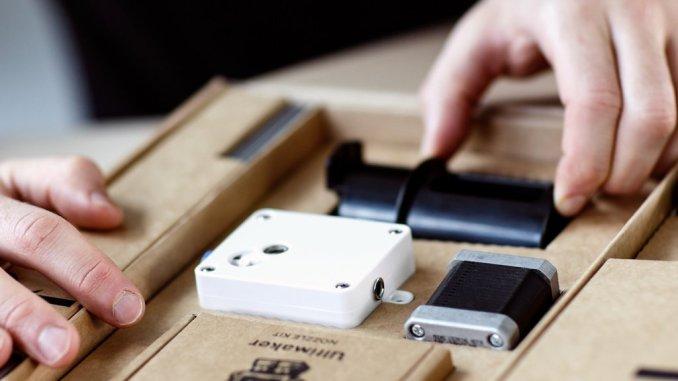 Extrusion Upgrade Kit