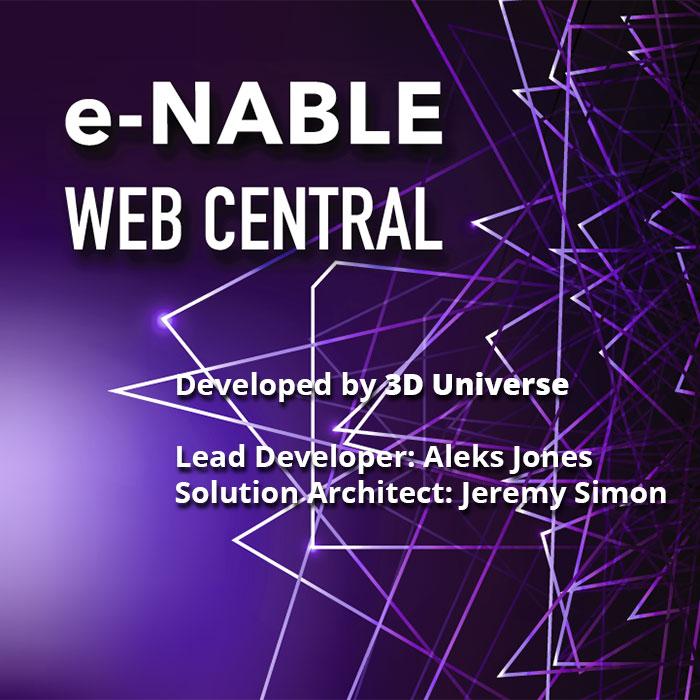 e-NABLE Web Central
