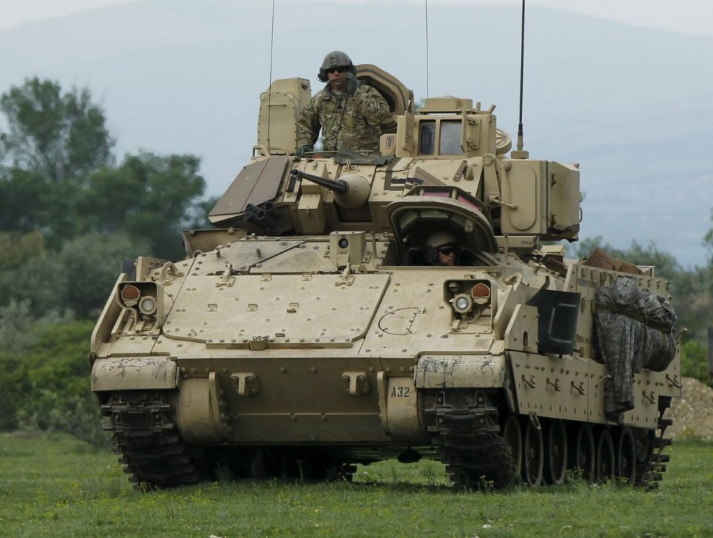 The US Army wants to create 3D pritned armored vehicles
