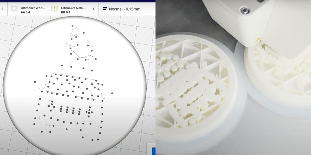 Designing a soap mold with the Ultimaker S3 3D Printer