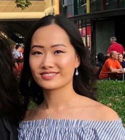 Melissa Tjhia, 2D/3D Computer Vision and Machine Learning Intern