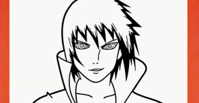 sasuke drawing
