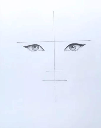 How to draw a girl face