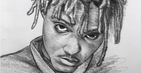 how to draw juice wrld