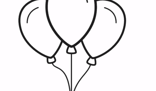 How to draw Balloons