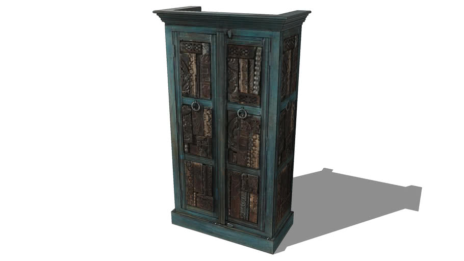 armoire jodhpur maisons du monde ref