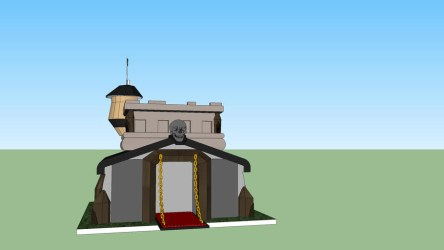 Town Hall Level 9 3D Warehouse