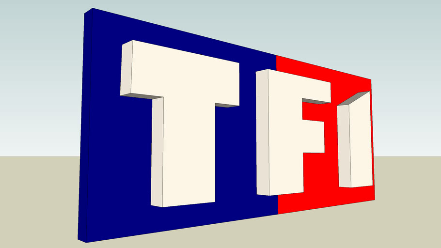 To get started with logo design, it's a good idea to know a thing or two about the basic rules when it comes. logo tf1 | 3D Warehouse
