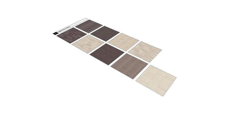 beige brown patterns 3d warehouse