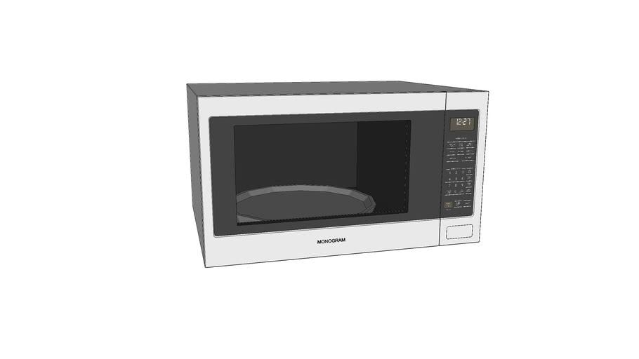 2 2 cu ft countertop microwave oven