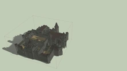 Fantasy Castle 3D Warehouse