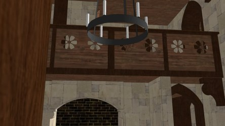 medieval / fantasy house 3D Warehouse