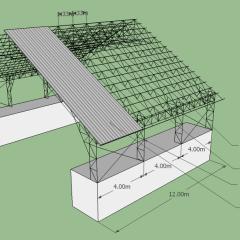 Model Reng Baja Ringan 3d Warehouse