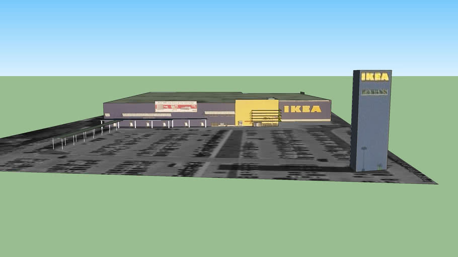ikea houston 3d warehouse