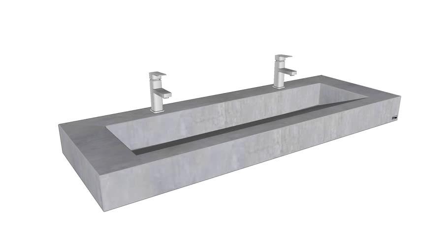 60 ada floating concrete ramp sink
