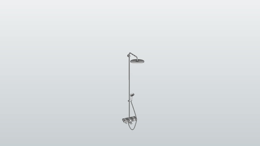 shower set grohe euphoria system 260