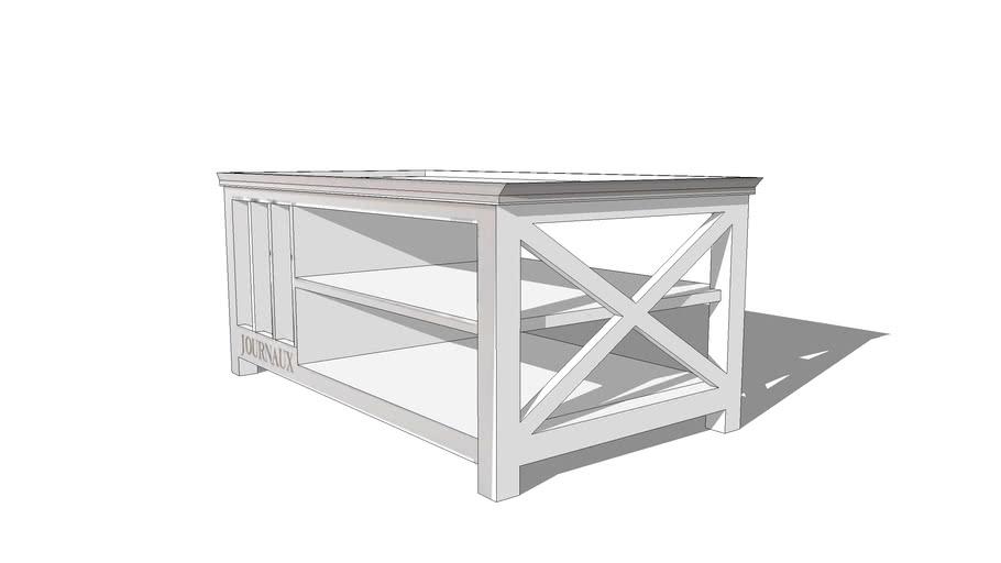 table basse newport maisons du monde