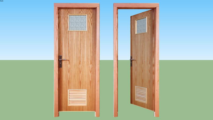 Bathroom Door 3d Warehouse