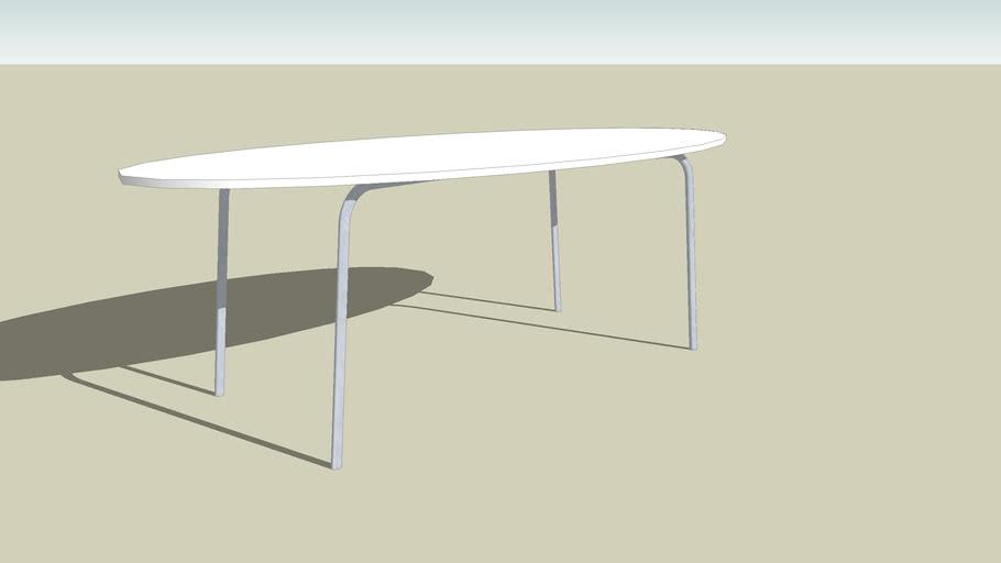 gidea table by ikea 3d warehouse