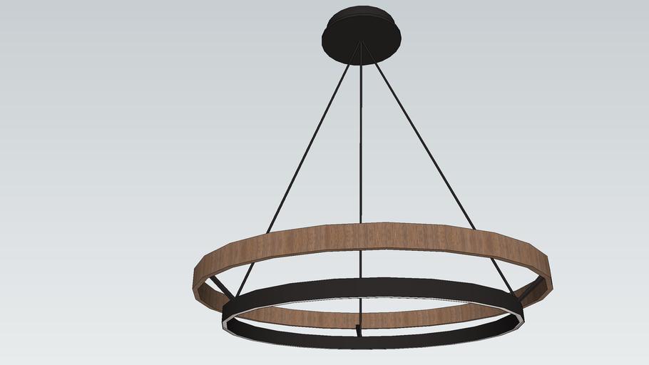 grace 36 chandelier by tech lighting
