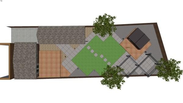garden ideas 3d warehouse