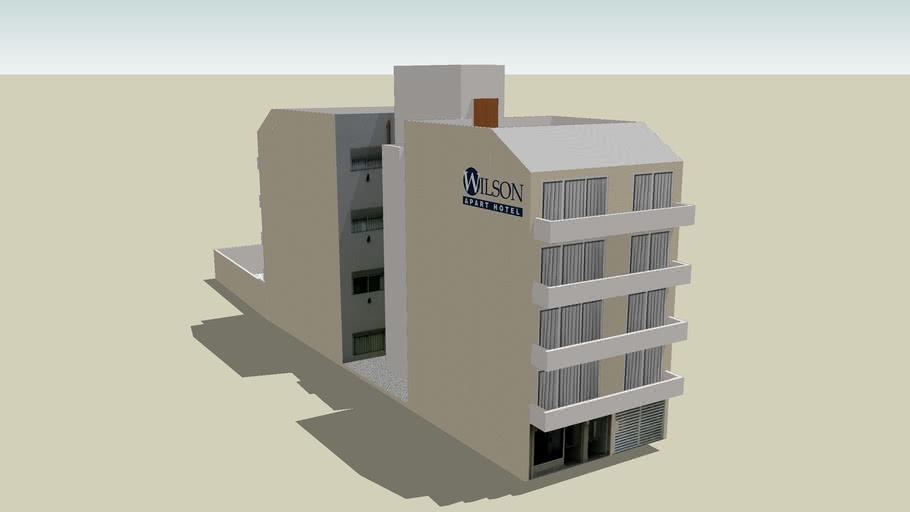 Wilson Apart Hotel Salta Argentina 3d Warehouse