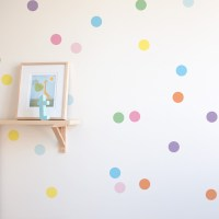 Confetti Wall Sticker Dots & Decals for Nursery | 41 Orchard