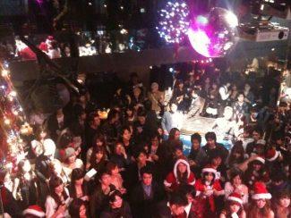 ★12/23(土) 【150名規模】3eBAR CHRISTMAS PARTY2017♪ 恋活・友活パーティーイベント