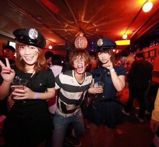 ★10/20(土) 【100名規模】3eBAR HALLOWEEN PARTY2018♪ 恋活・友活パーティーイベント