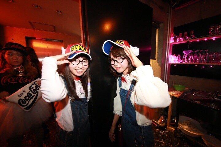 【70名規模】3eBAR HALLOWEEN PARTY2018♪ 恋活・友活パーティーイベント