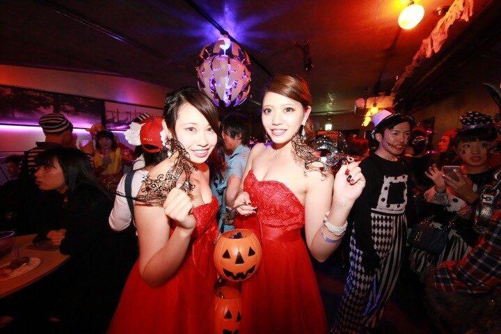 ★10/31(水) 【150名規模】ハロウィン当日♪3eBAR HALLOWEEN PARTY2018♪ 恋活・友活パーティーイベント