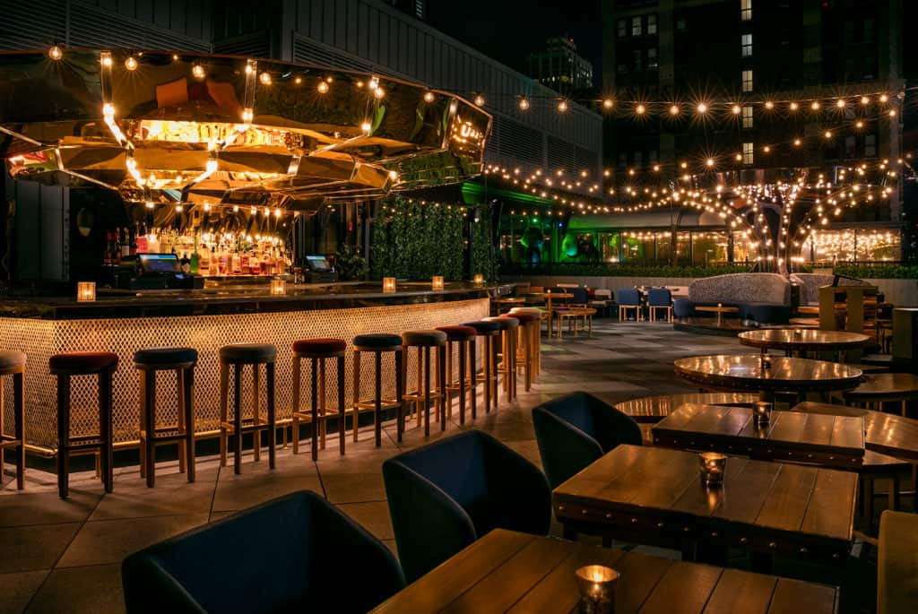 2019 Magic Hour At Moxy Hotel New Years Eve Party In Times