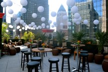 Dream Hotel Rooftop Bar Midtown NYC