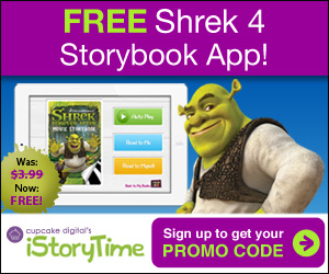 Shrek Forever After Storybook