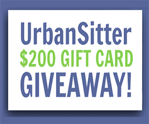 Urban Sitter Giveaway