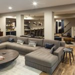Industrial Style Basement Remodel Owings Brothers Contracting